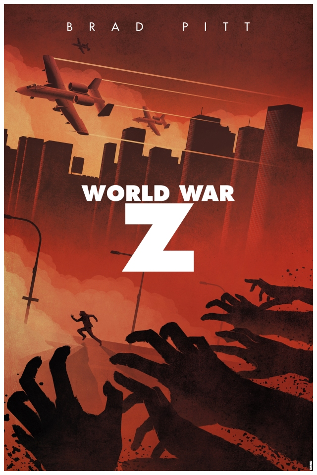 World War Z by Matt Ferguson