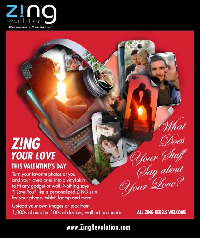 ZING Revolution Valentine's Day