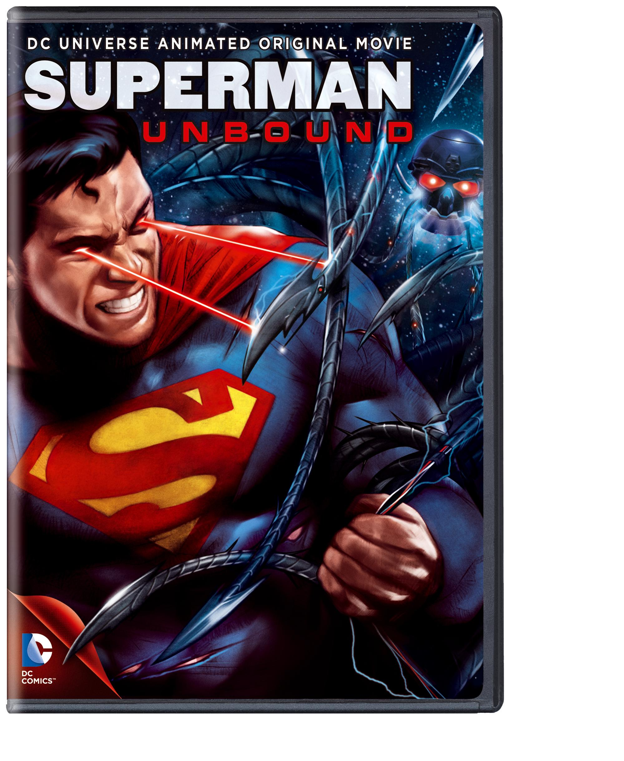 Free Comic Book Day 2013: Warner Bros. And DC Comics Bringing Superman Unbound To