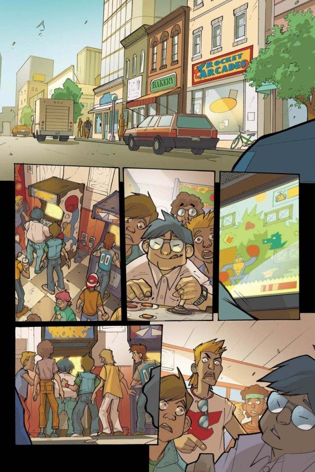 Arcade Boy preview