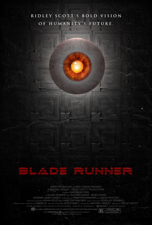 Blade Runner by Adam Rabalais