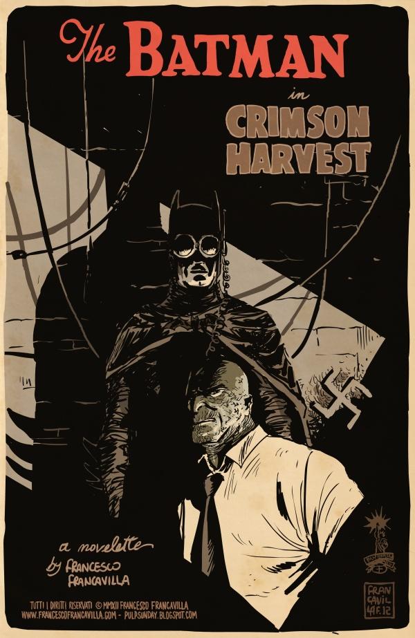 Batman featured with Killer Croc
