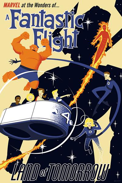 Fantastic Flight - Tim Anderson