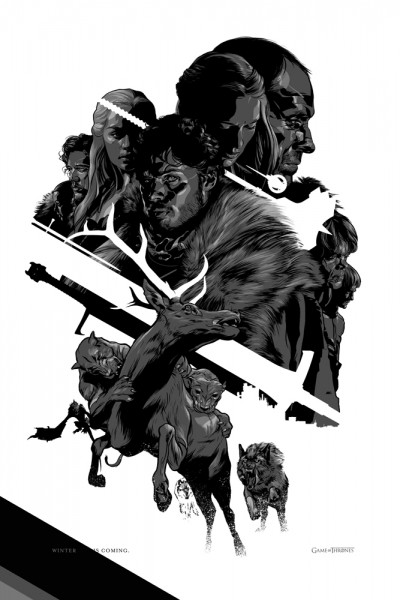 2012 Martin Ansin - Game Of Thrones