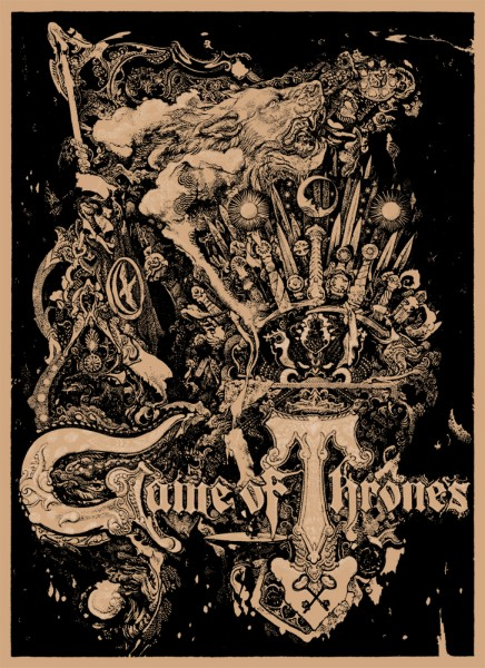 2012 Vania Zouravliov - Game Of Thrones