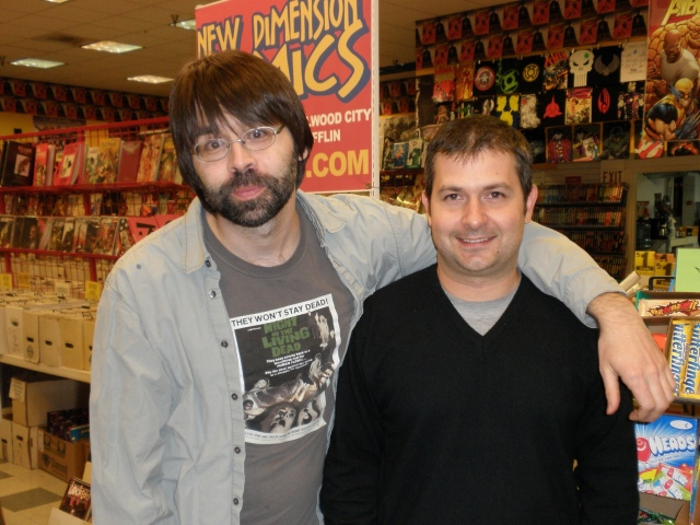 Joe Hill & Gabriel Rodriguez