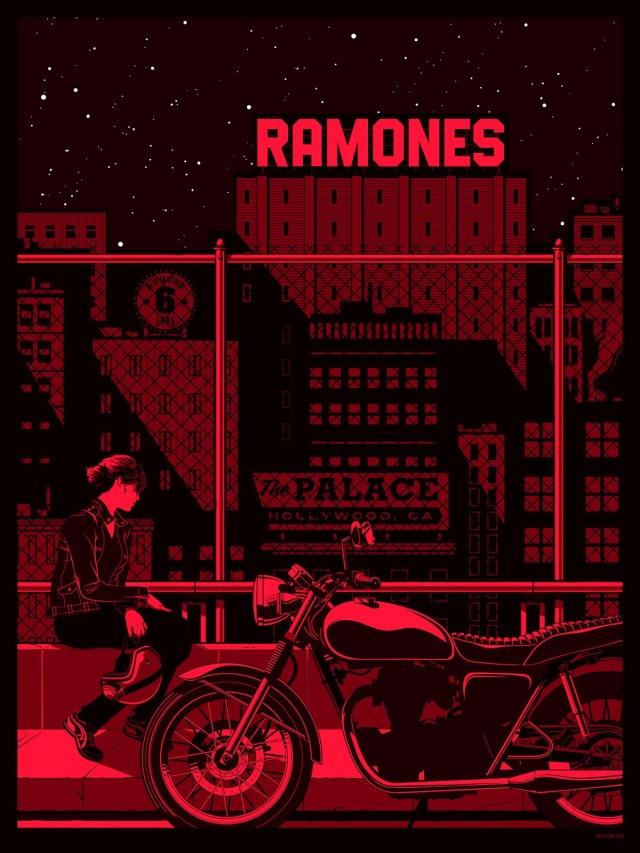 Ramones - Kevin Tong