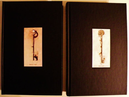 Luxury Locke & Key Books