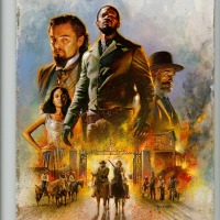 Check Out These Incredible Concept Posters For 'Django Unchained' by Artist Mike Butkus