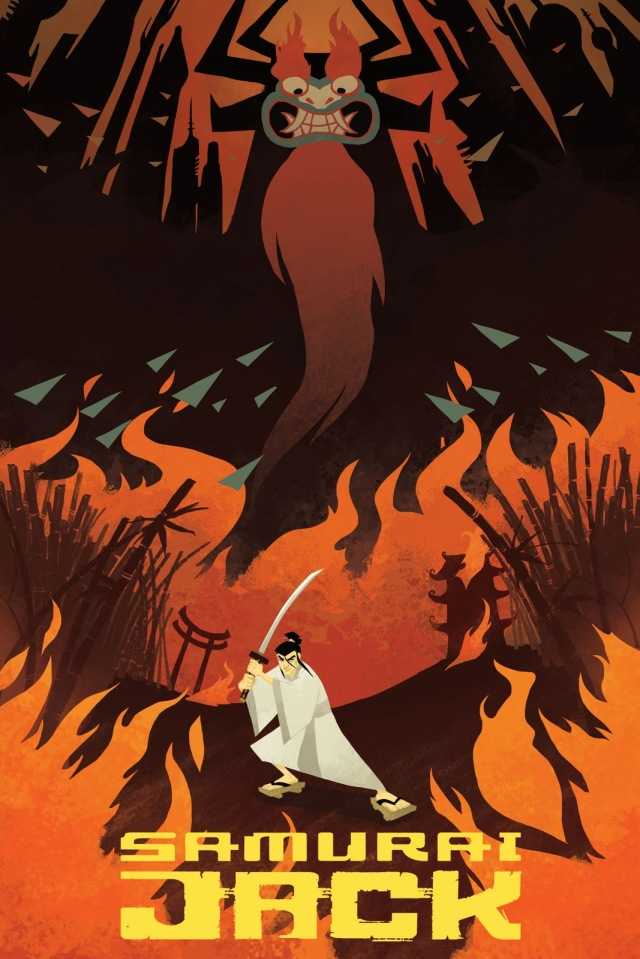 -Samurai Jack collagelarge2betterrgb