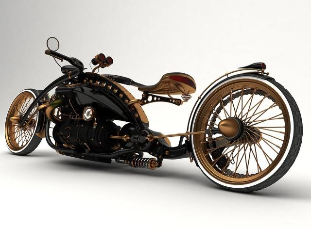 steampunkbike