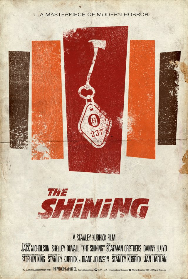 The Shining by Adam Rabalais