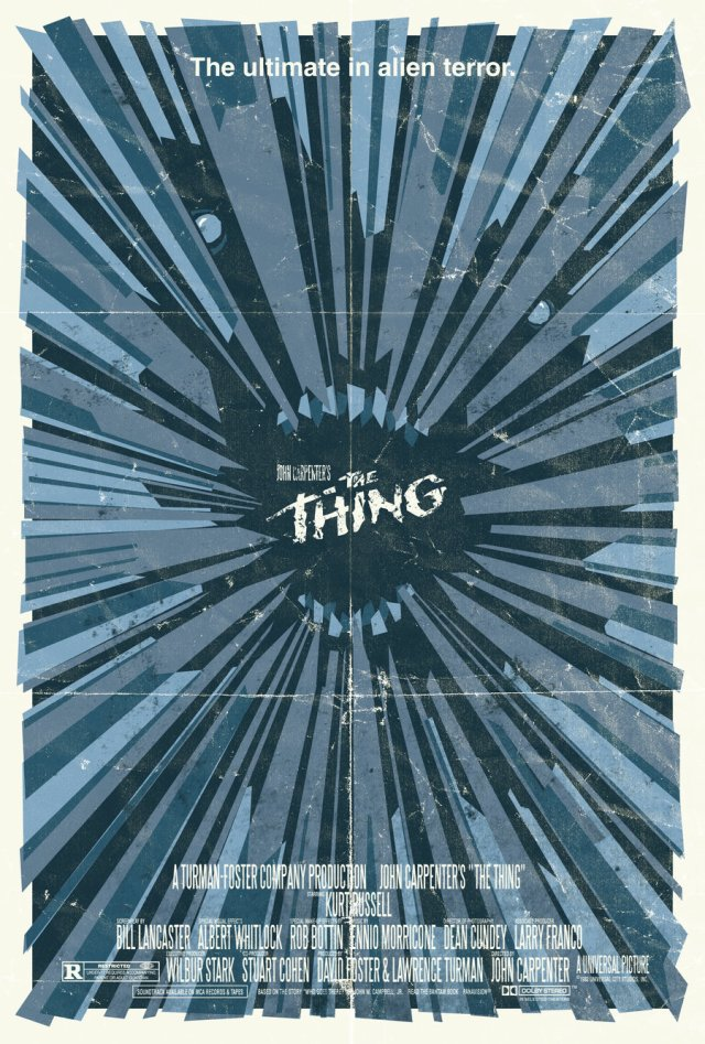 The Thing - Adam Rabalais