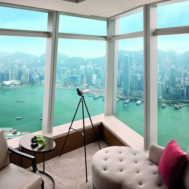 Ritz-Carlton: Hong Kong