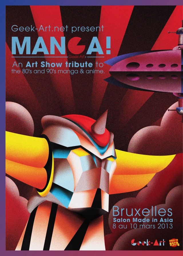 Geek-Art Manga Show