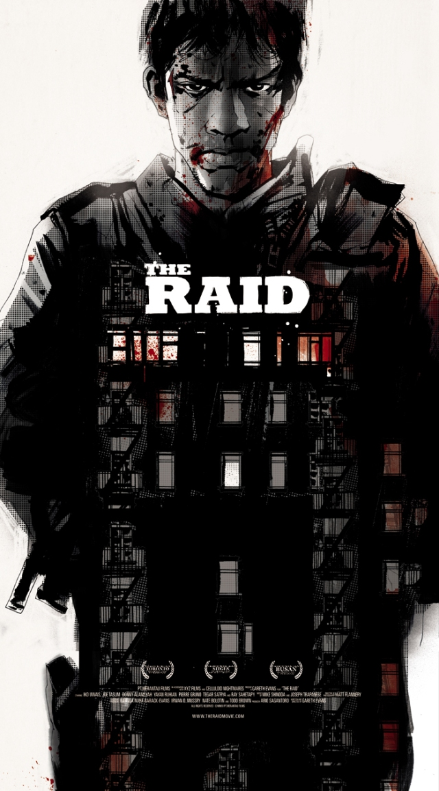 The Raid / Momentum Pictures