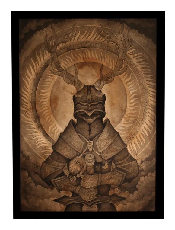 Barathian Black Knight - Thomas