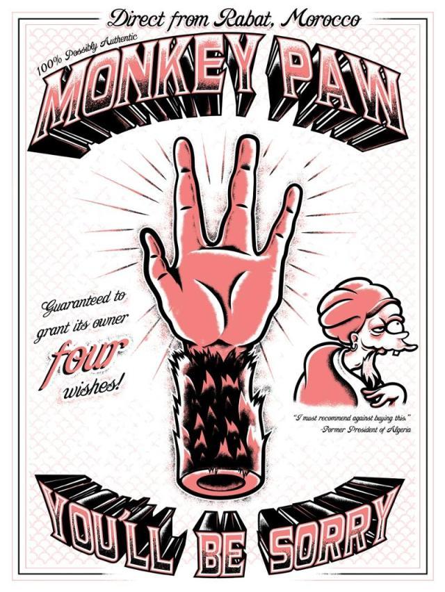 benjie-monkey-pain