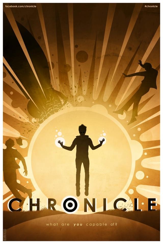 Chronicle by Matt Ferguson