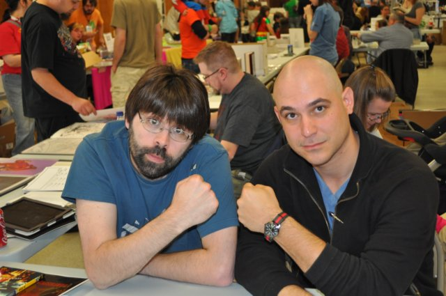 Joe Hill & Jason Ciaramella
