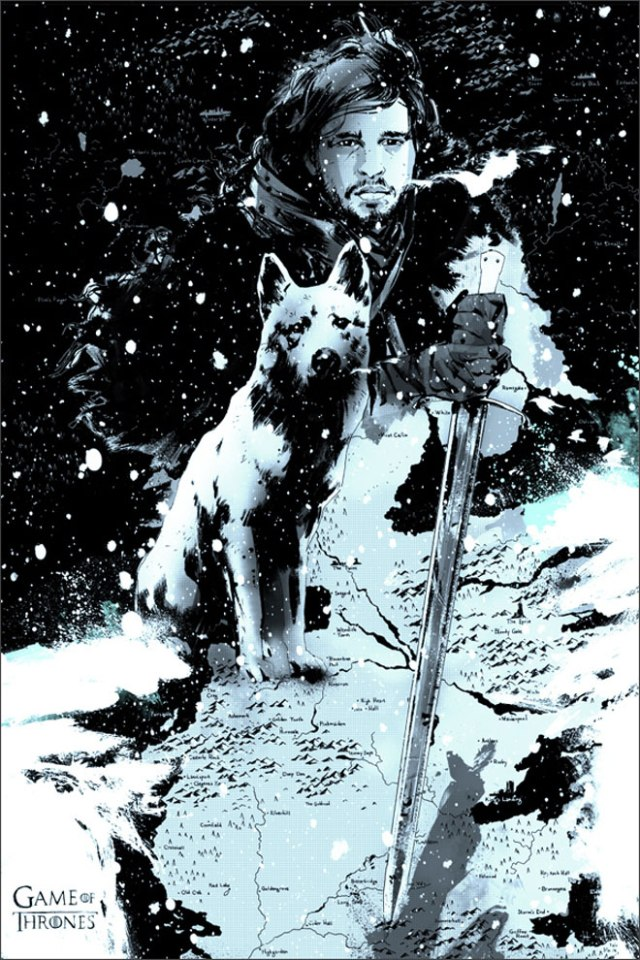 Jon Snow - Jock