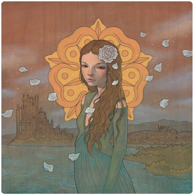 Margeary - Audrey Kawasaki