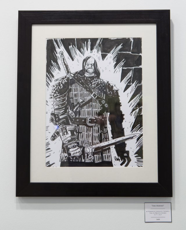 The Hound - Warwick Johnson