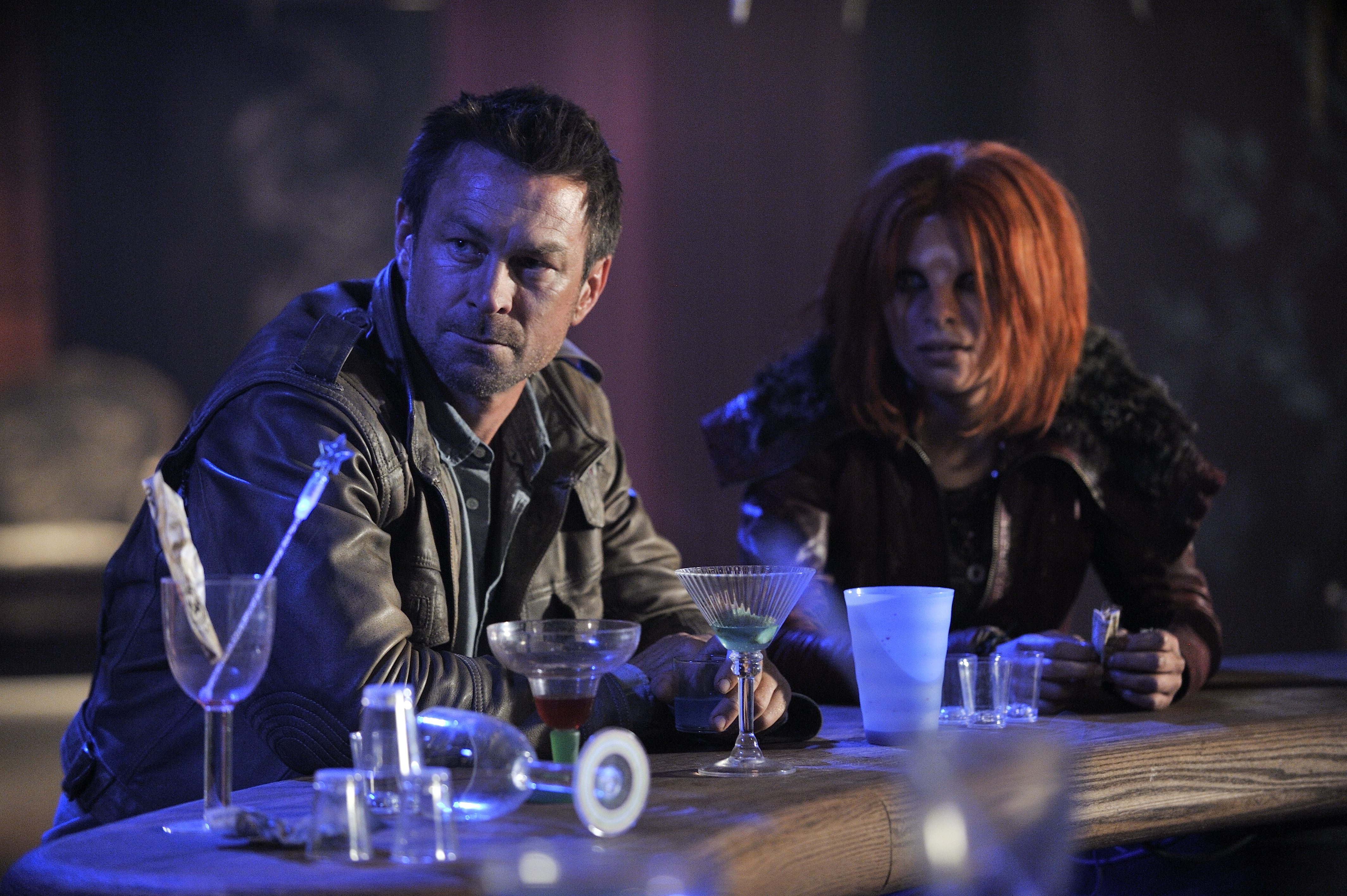 """The All New, Sci-Fi Action-Thriller """"Defiance"""" Series ...  The All New, Sc..."""