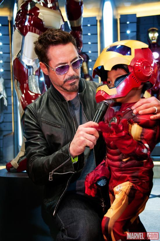 Iron man 3 iron man