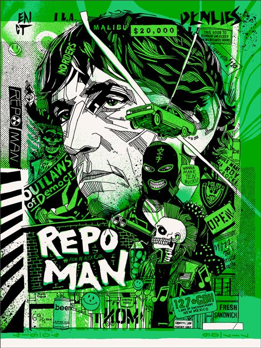 Actors In The Movie Repo Man