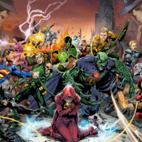 "DC Comics Teases Heroes VS Heroes In This Summer's Game Changer: ""Trinity War"""