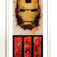 Iron Man 3 - Box Office Edition Limited Print by BASK