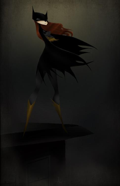 Andrea-Rhodes-Batgirl