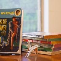 Blade Runner Pulp Novel Sketchbook by Timothy Anderson
