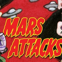 "IDW Limited Announces A Fantastic, Rare ""Mars Attacks"" Limited Edition"