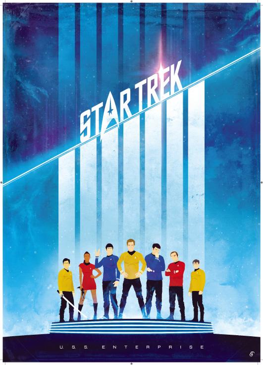 Patrick Connan - Star TRek