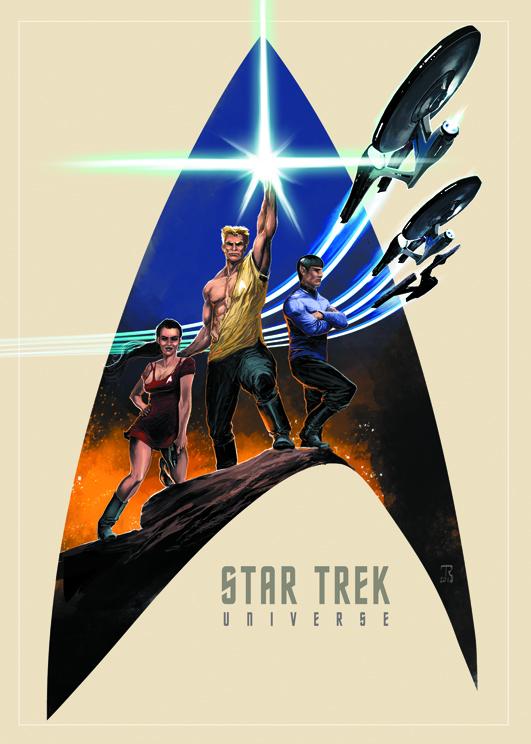 Ronan Toulhoat - Star Trek Universe