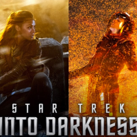 "EXCLUSIVE!: Poster Posse Project #2: Paramount & J.J. Abram's Sci-Fi Adventure - ""Star Trek Into Darkness"""