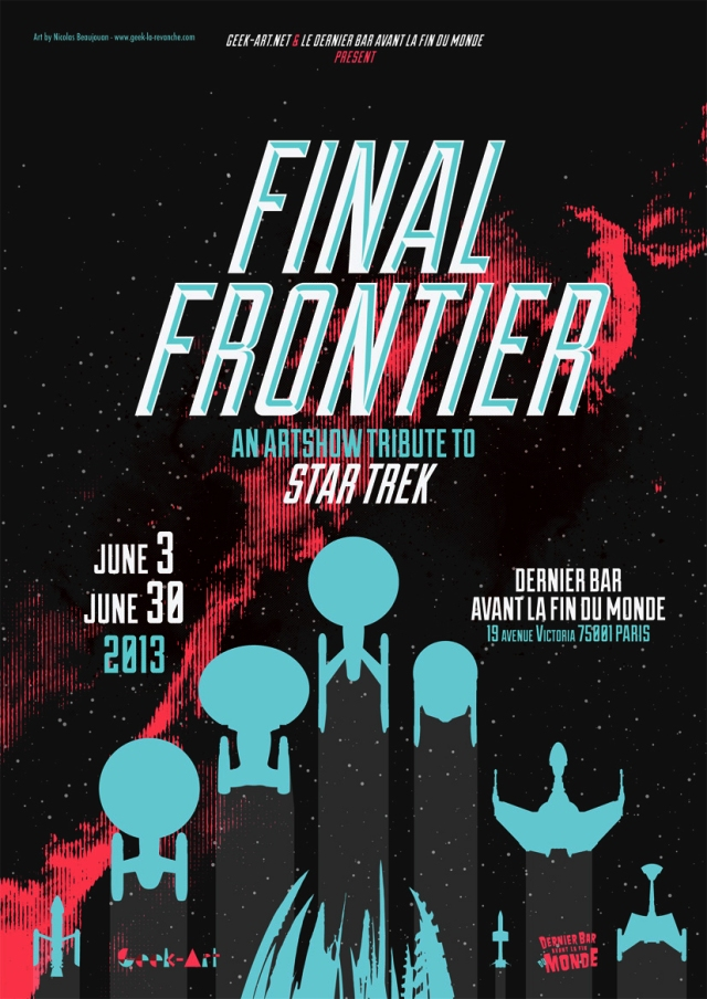 Star Trek Artshow FInal Frontier-2