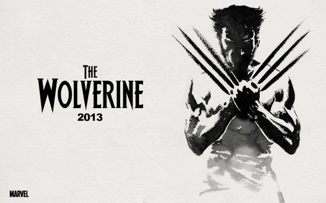 The Wolverine Japanese film poster