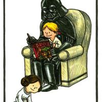 Happy Father's Day From BLURPPY And The Vaders