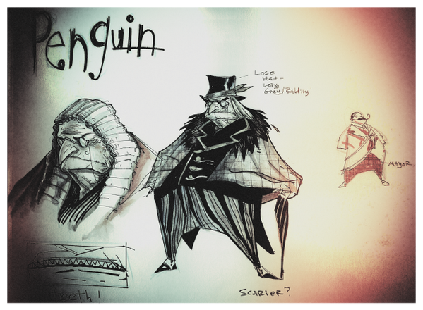Gerard-Way-Penguin