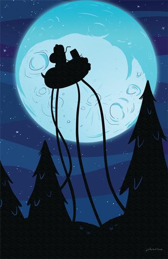 JJ Harrison Adventure Time