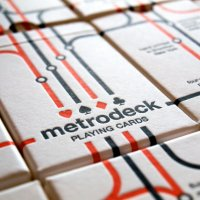 Fans Of NYC & Playing Cards Will LOVE These Repurposed Metrodeck Playing Cards