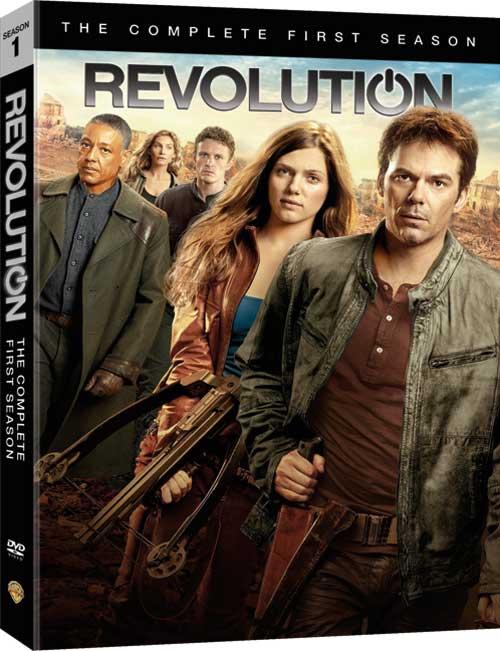 Revolution-Season-1-DVD
