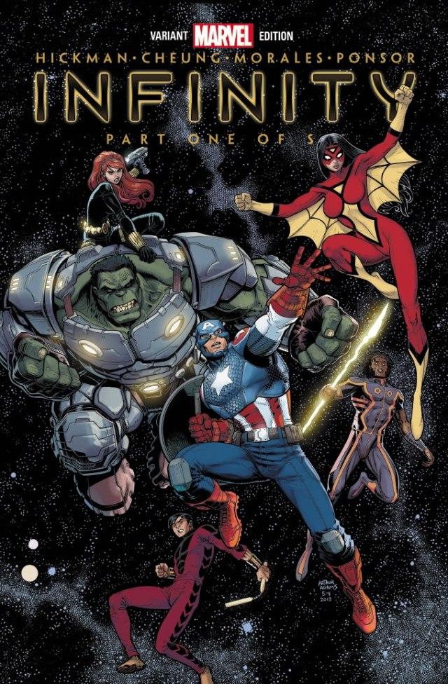 Infinity-marvel