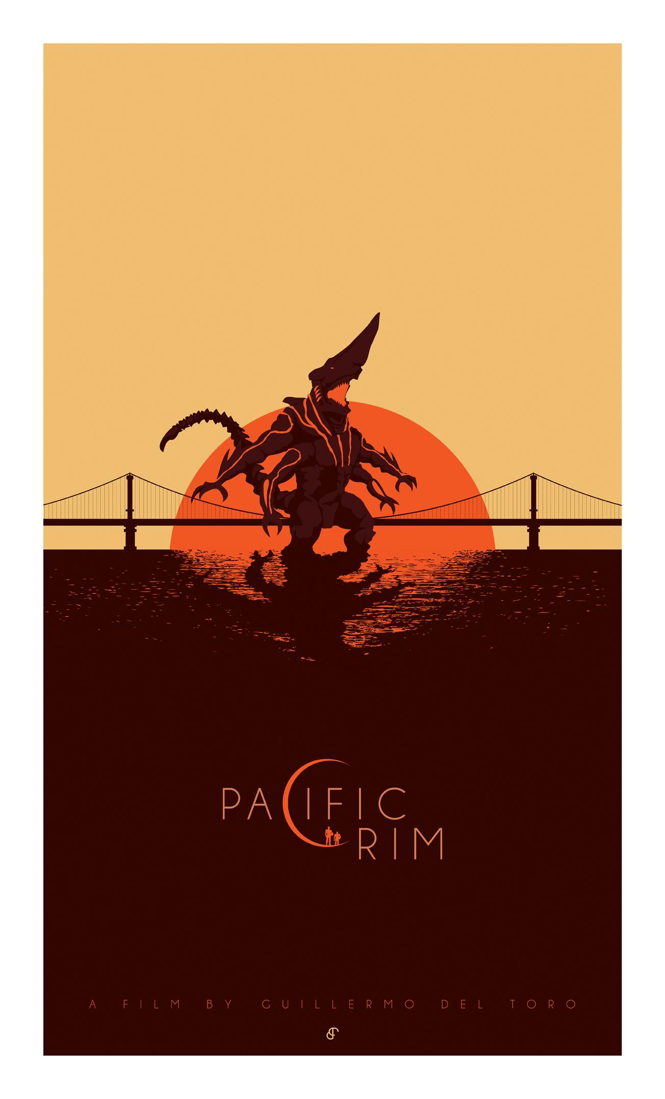Pacific Rim Kaiju Poster EXCLUSIVE!: Poster Pos...