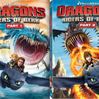 Dreamworks 'Dragons: Riders of Berk' Coming Out On A 2 DVD Set And Fans At SDCC Can Own It FIRST!