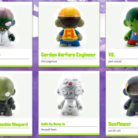 PopCap To Auction Off Custom Plants vs. Zombies Inspired Munnys For 'Child's Play'Charity
