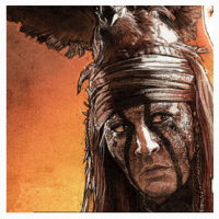 Artist Paul Shipper Gives Disney's 'The Lone Ranger' A FAN-TASTIC Fan Art Print